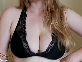 Lingerie, Boobs, Accident, Panties, Bra, Not son, Creampie