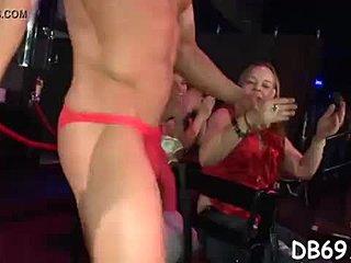 Allas orgia videot